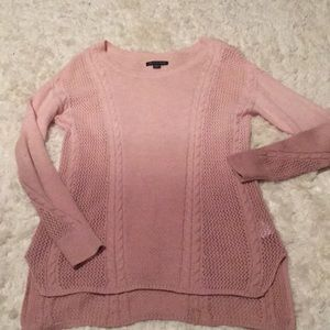 AE ombré sweater